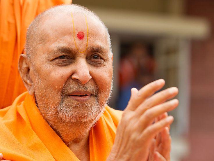 PP Pramukh Swami