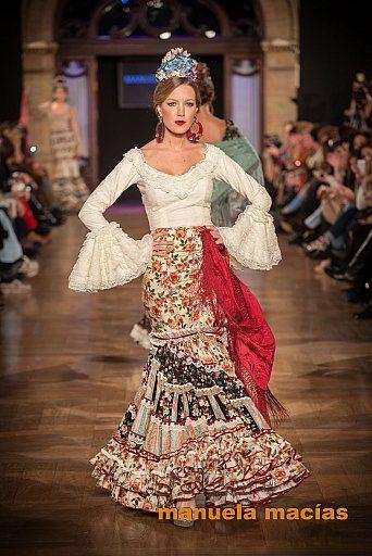 Desfile We love Flamenco 2015