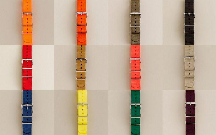 Tomboy Style: GEAR | NATO watch strap