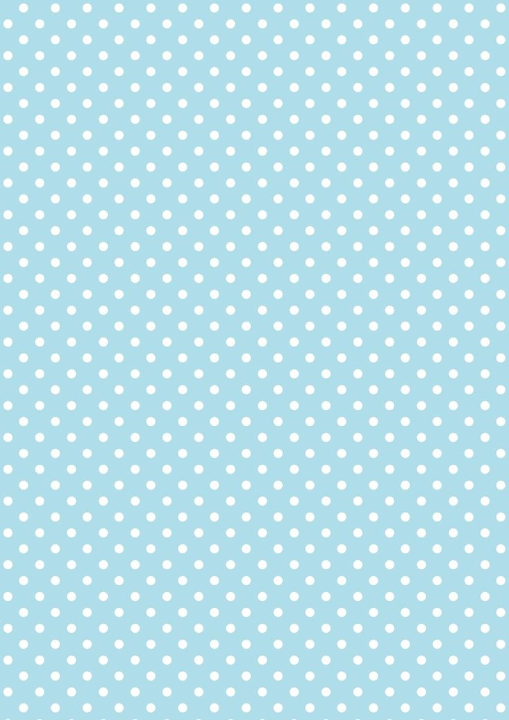 FREE printable polka dot pattern paper ^^