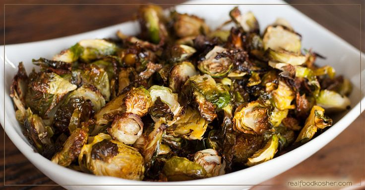 Easy+Roasted+Brussels+Sprouts