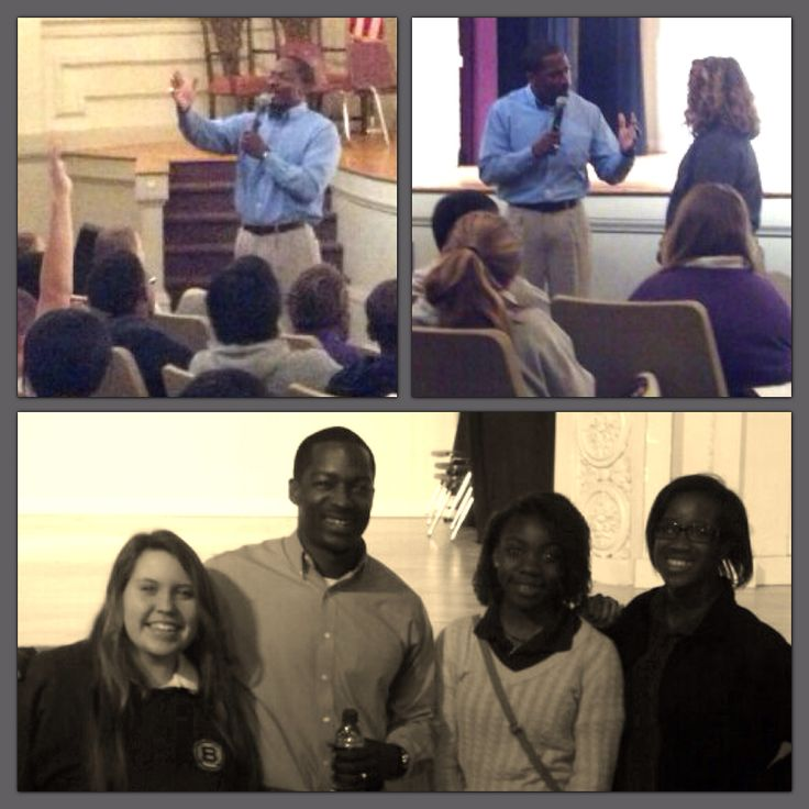 Floyd Middle Magnet School: Had A Blast At Baldwin Magnet Middle! 15 Schools In 5 Days