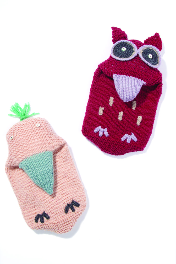 194 best hot water bottle covers images on pinterest knitting couverture owl knit hot water bottle and friend bankloansurffo Choice Image