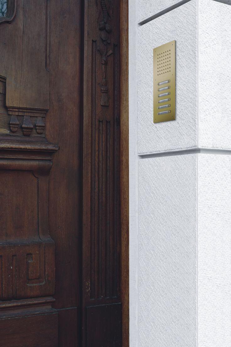 designerski domofon Siedle Classic
