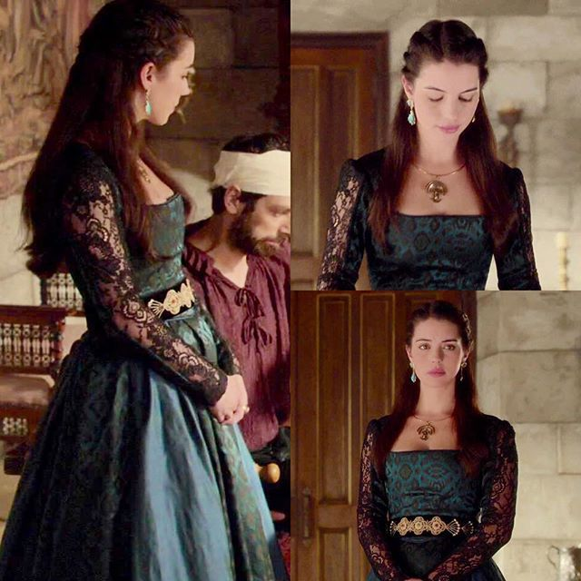53 Best Images About Medieval Dress On Pinterest: 53 Best Reign Fashion Images On Pinterest