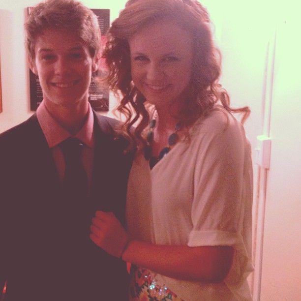 mackenzie lintz and colin ford - photo #10