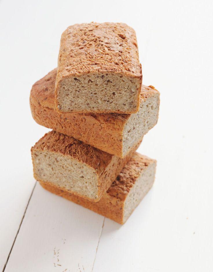 Ekstra grovt byggbrød - oppskrift - Opplysningskontoret for brød og korn