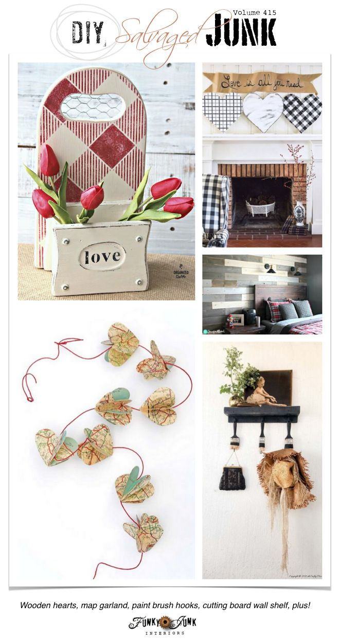 DIY Salvaged Junk Projects 415