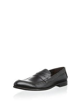 50% OFF Gordon Rush Men's Baxter Slip-On Loafer (Black)