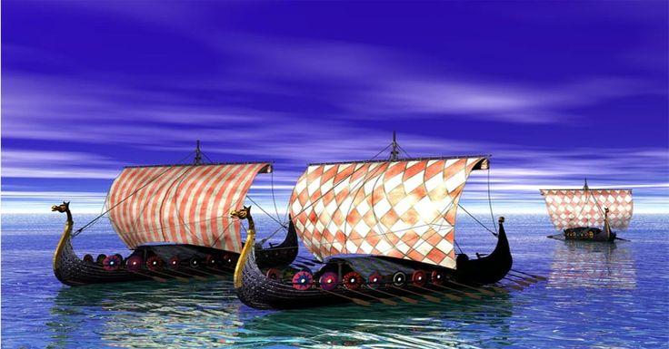 7 fatos estranhos sobre os Vikings