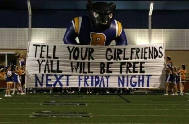 """""""High School Football in Texas"""""""