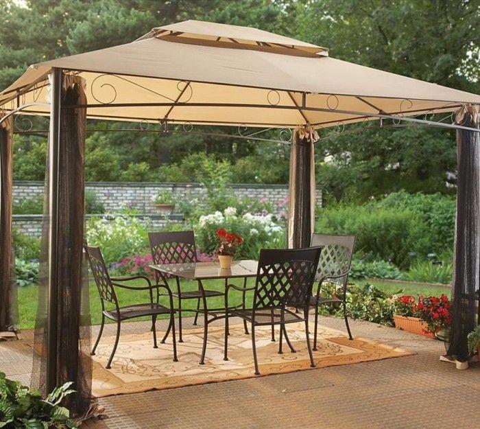 Outdoor Canopy. Portable ShadePortable GazeboGarden ...