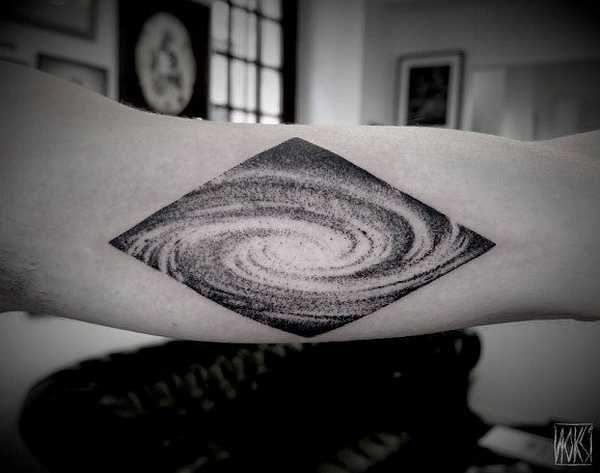 Cosmic Tattoos