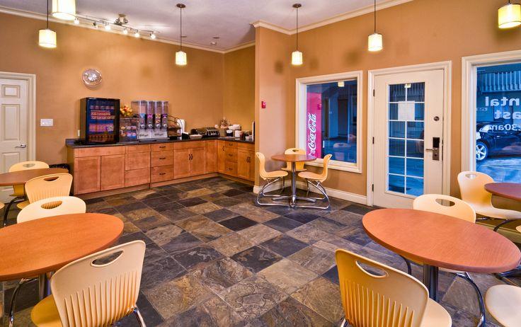 Organic options are part of a free breakfast @ Kelowna Inn & Suites.  1.800.667.6133 www.KelownaInnandSuites.com