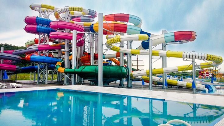 Ujevara Resort Debuts Largest Waterpark in Kosovo