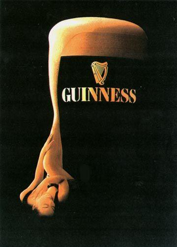 Guinness - Diageo (Irlande)