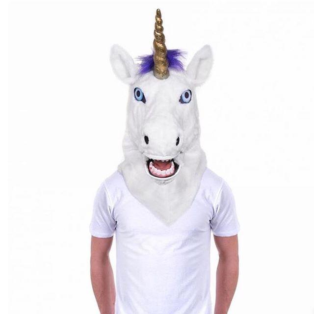 Always be yourself! Unless you can be a #unicorn 🦄 ✨Dieses magische #kostüm sorgt an #karneval für extra Streicheleinheiten😎❤️ Hier kaufen: https://www.geschenkidee.ch/p/99793-einhorn-maske-mr-unicorn    #einhorn #fasching #fasnacht #fun #trend #costume #magic #mrunicorn #geschenkidee