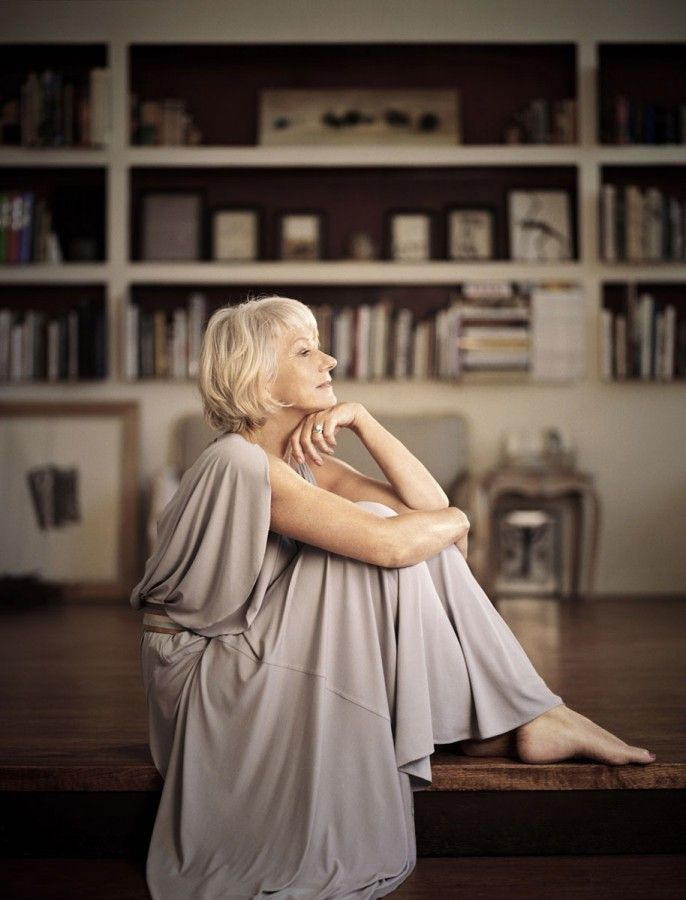 Helen Mirren - more and more fabulous as the days go by
