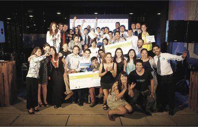 Jump Chile premia los 10 mejores emprendimientos universitarios del país http://www.revistatecnicosmineros.com/noticias/jump-chile-premia-los-10-mejores-emprendimientos-universitarios-del-pais