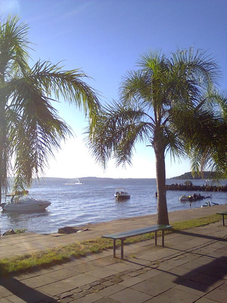 Fim de tarde em Ipanema Porto Alegre, RS, Brasil