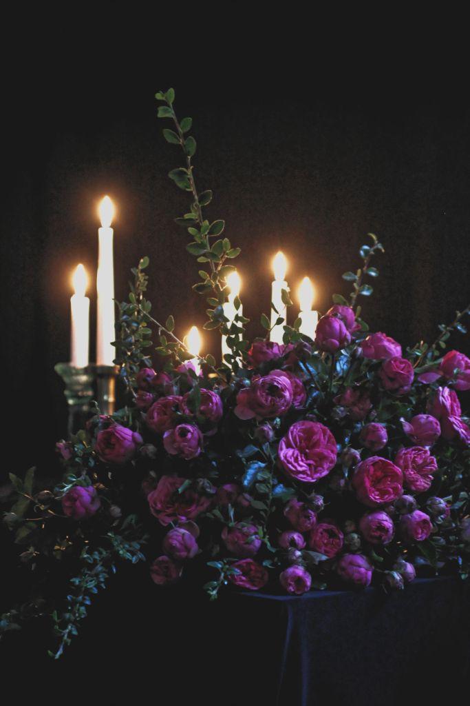 Home Mit Bildern Wedding Winter Romantische Kerzen Schone