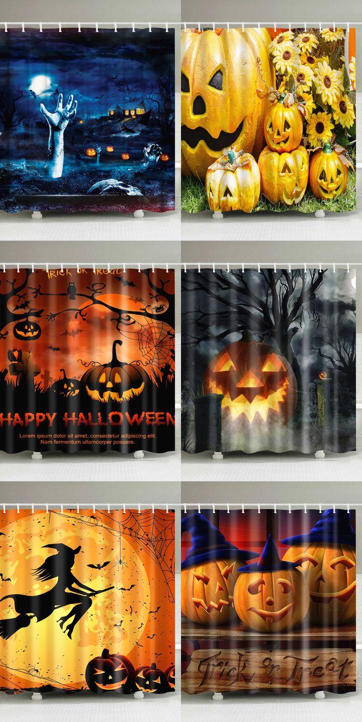 Best 25 Halloween Shower Curtain Ideas On Pinterest Halloween Bathroom Halloween Bathroom