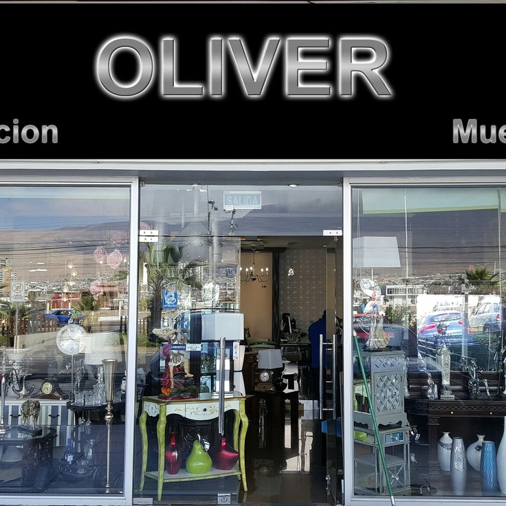 Oliver Decoracion Heroes de la Concepcion #2855 local 12 &13 Iquique Chile