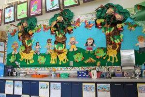 jungle animal craft idea
