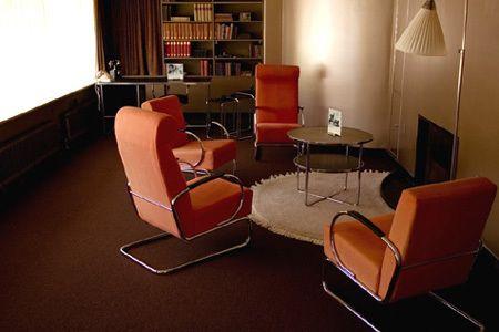 Interior of Huis Sonneveld Rotterdam