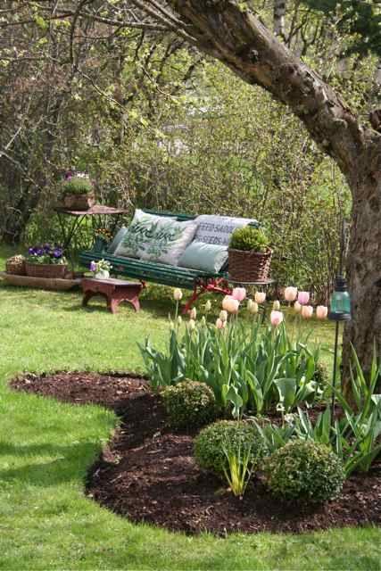 Trädgårdsflow: Recept på en lyckad onsdag