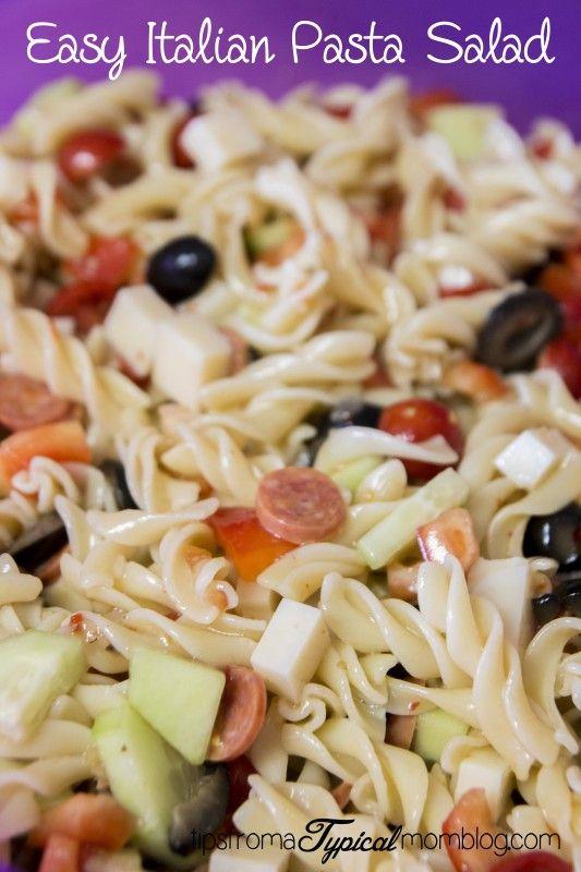 104 Best Images About Pasta Salad On Pinterest