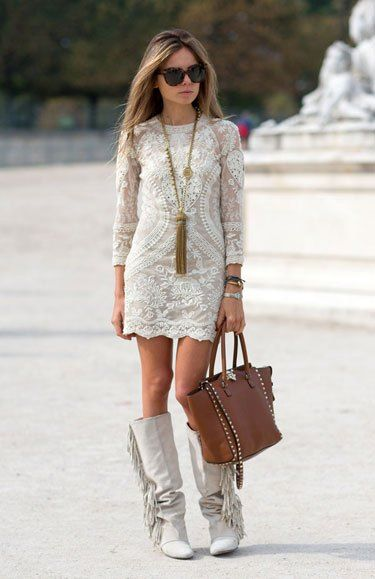 White dress http://thesaltybloom.blogspot.it/