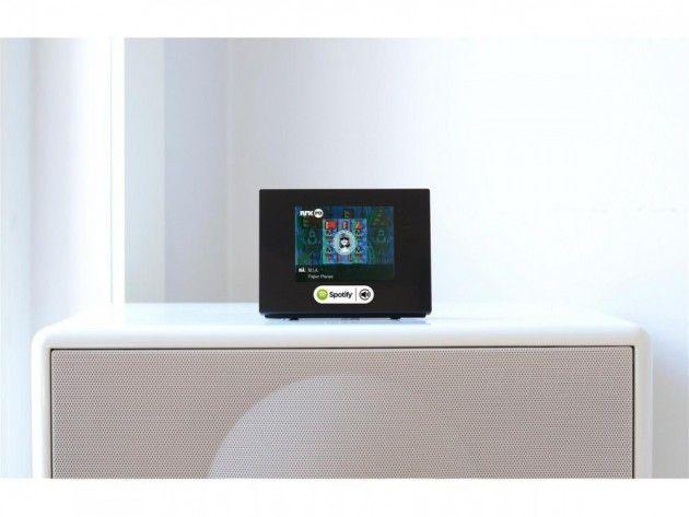Tiny Audio M7+ m/Spotify Connect | Satelittservice tilbyr bla. HDTV, DVD, hjemmekino, parabol, data, satelittutstyr