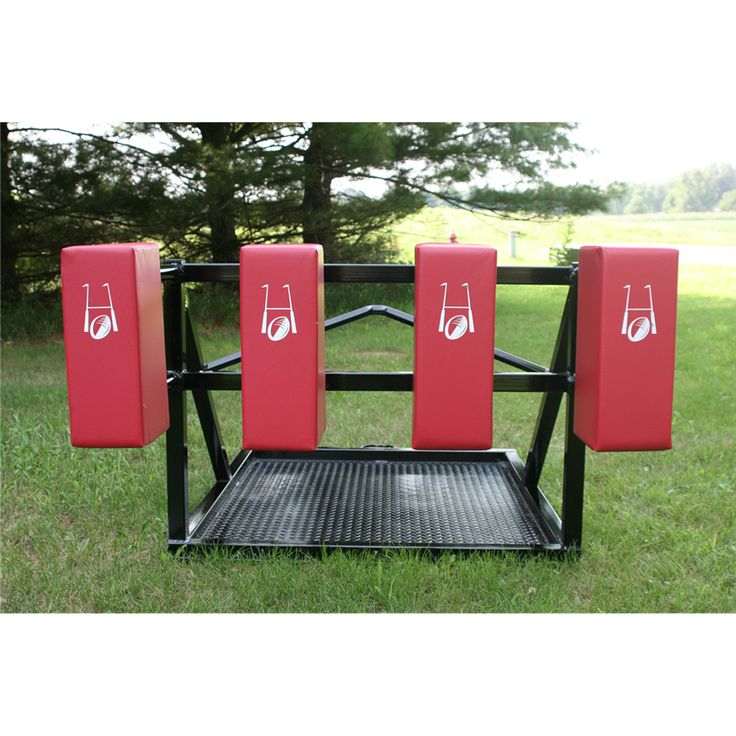 Rugby, Inc. x250 Classic XL Rugby Scrum Sled    The X250 is a great Scrum Machine for any rugby club. Built to the same high standards as our larger, more advanced models, the X250 is a very tough rugby scrum machine with no moving parts...WORLDRUGBYSHOP.COM