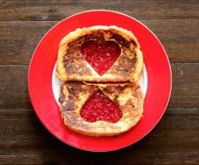 French Toast with Berry Compote {Thermomix}