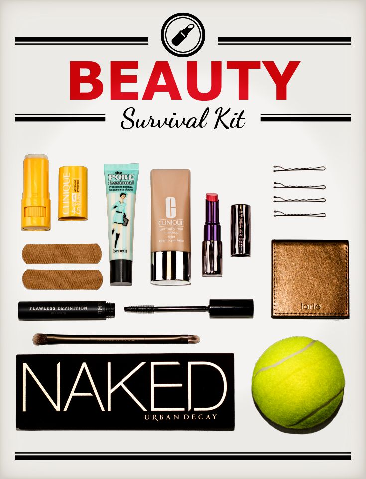 Beauty Survival Kit