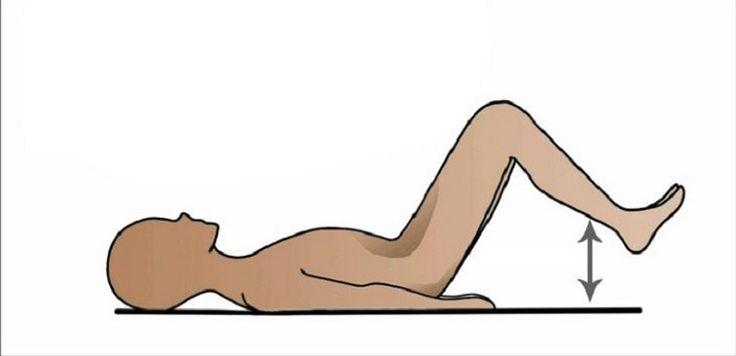 Dor no nervo ciático: este simples exercício vai aliviar a dor em poucos minutos! | Cura pela Natureza