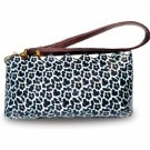 "Rebagz ""Small Talk Clutch"" in Leopardess stays on-trend season after season. $25"