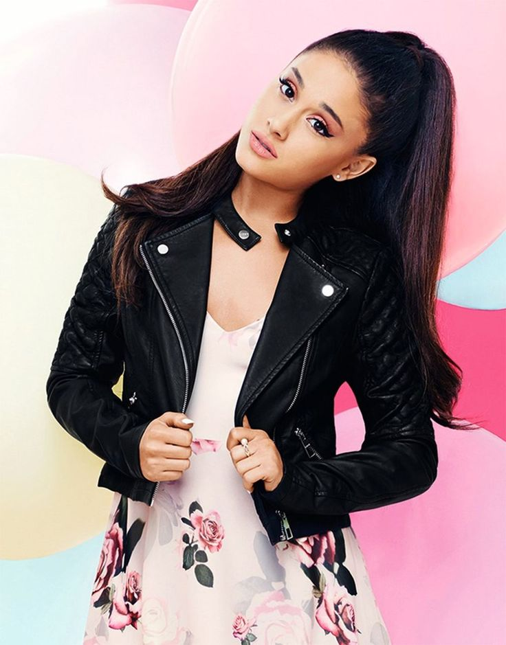 Definitely one of my fav looks on Ariana.