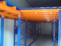 Affordable and quality Mezzanine Floor system.  http://www.storagerack.com.my