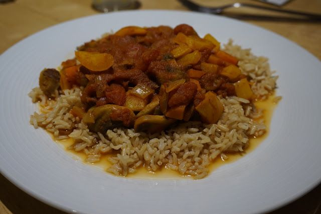 Food - Recipe - Left Over Lamb Curry