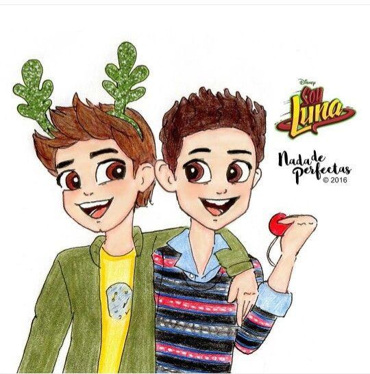 Ruggero y Agustín