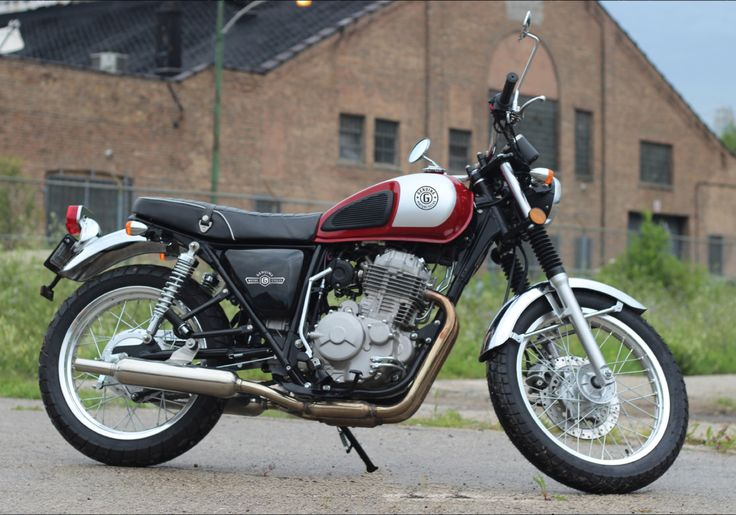 Exclusive: Genuine to Produce Small Motorcycle for 2016