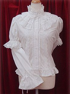 Baby the Stars Shine Bright » Blouse » Frill Frill Blouse