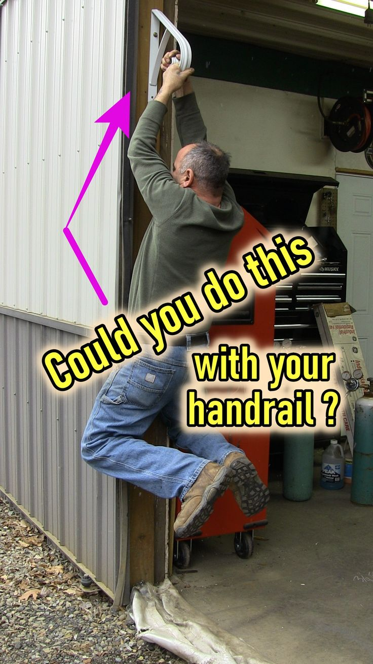 Best We Build Our Handrails And Grab Rails So Strong That A 400 x 300