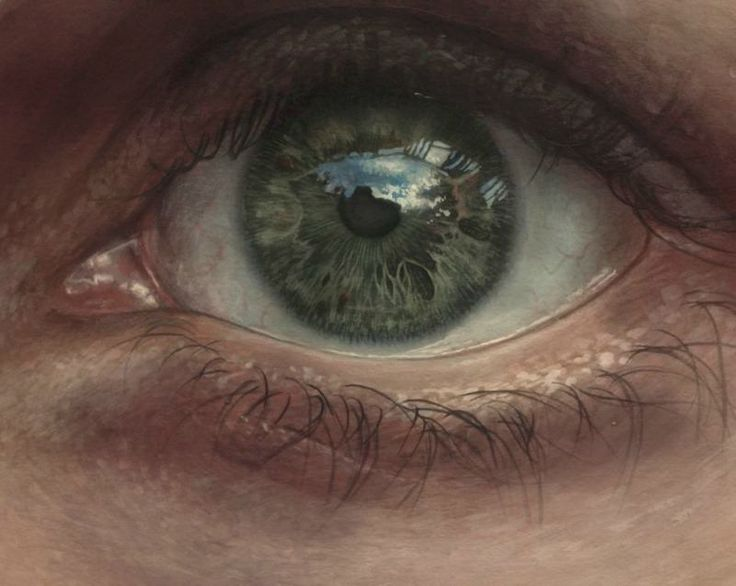 Eye Study III (2014)