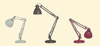 til arbeidsplassen luxo lampe