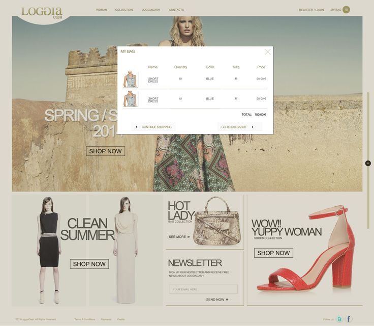Loggia My Bag online Store