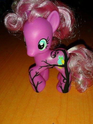 OOAK Custom G4 FIM My Little Pony Owlet MLP Cute | eBay