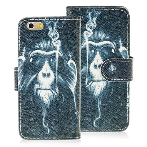 Smoking Ape Monkey iPhone 6 Case Cover #iphone6 #case #protective #cover #iphonecase #newiphone #cellz #smoking #monkey